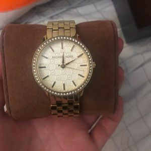 Used women's Michael Kors watch